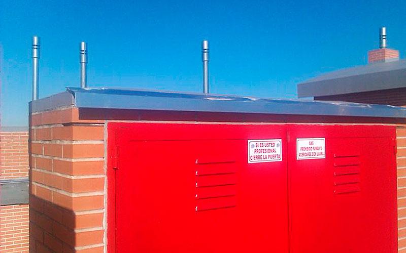 Instalación de vierteaguas y cubremuros en Madrid
