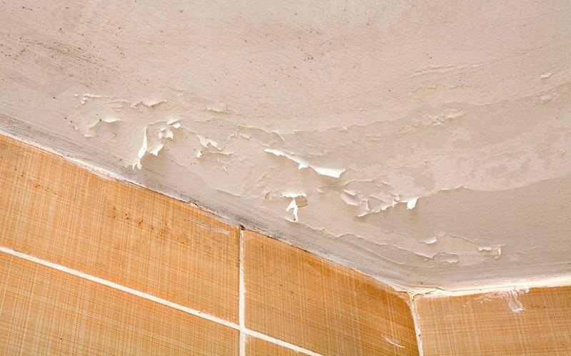 Reformamos techos por filtraciones o goteras en Madrid