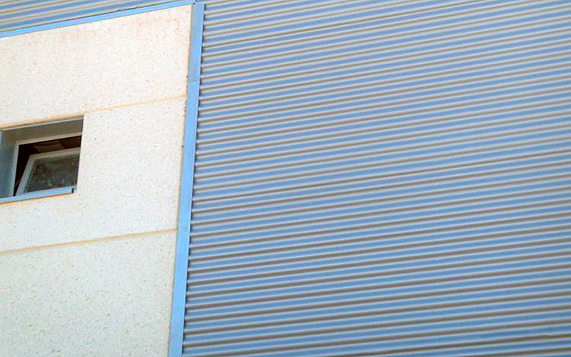 Impermeabilización de fachadas Madrid Deckland Cubiertas