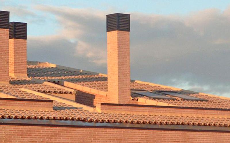 Reparación de cubiertas teja